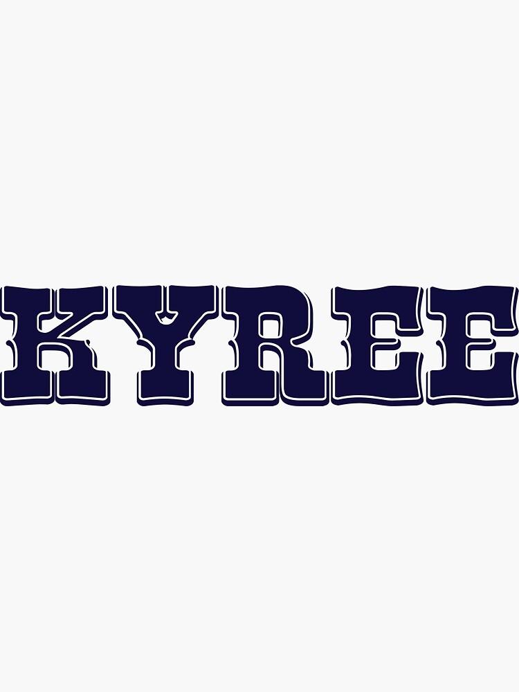 KYREE by kolorilovir