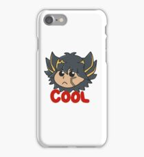 Yusei Fudo is Cool iPhone Case/Skin