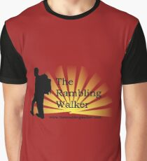 The Rambling Walker Graphic T-Shirt