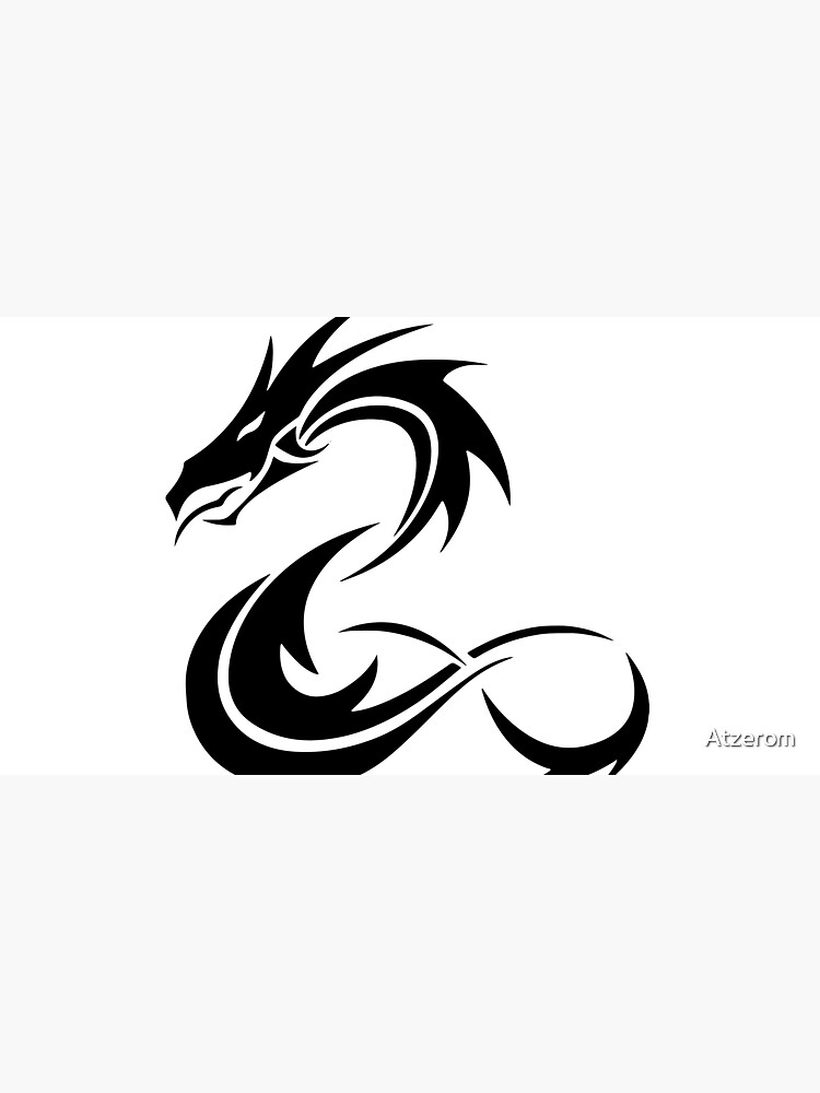 Black Dragon by Atzerom