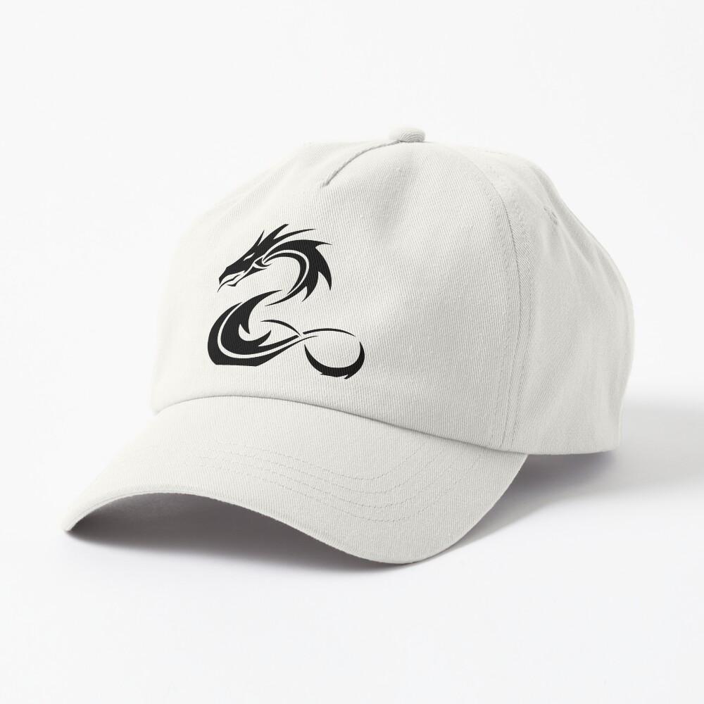 Black Dragon Cap