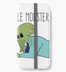Daddy's Little Monster iPhone Wallet/Case/Skin