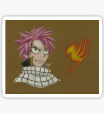 Fire Dragon Slayer Sticker