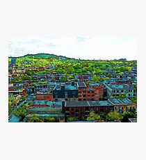 Montreal Suburb Photographic Print