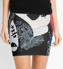 Panda Zen Master Mini Skirt