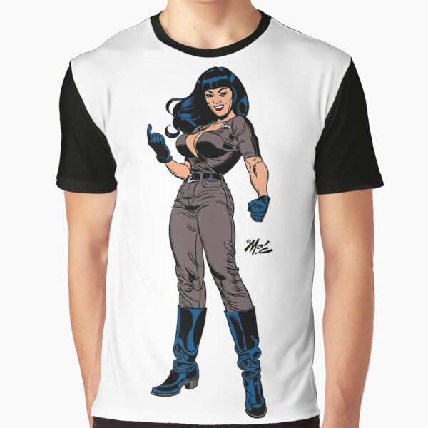 Faster Tura by Mitch O'Connell Graphic T-Shirt