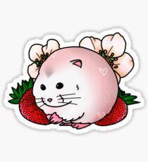 Strawberry Sawbuck Sticker