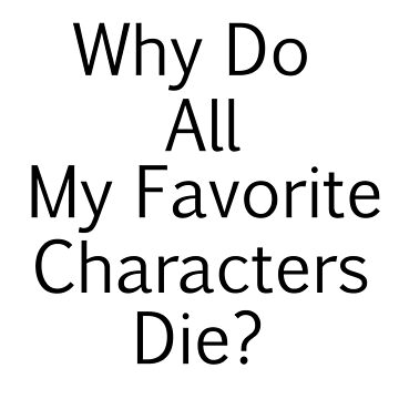 Favorite characters by Iori
