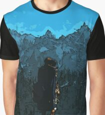 Beauty of Skyrim Graphic T-Shirt