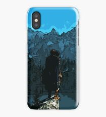Beauty of Skyrim iPhone Case