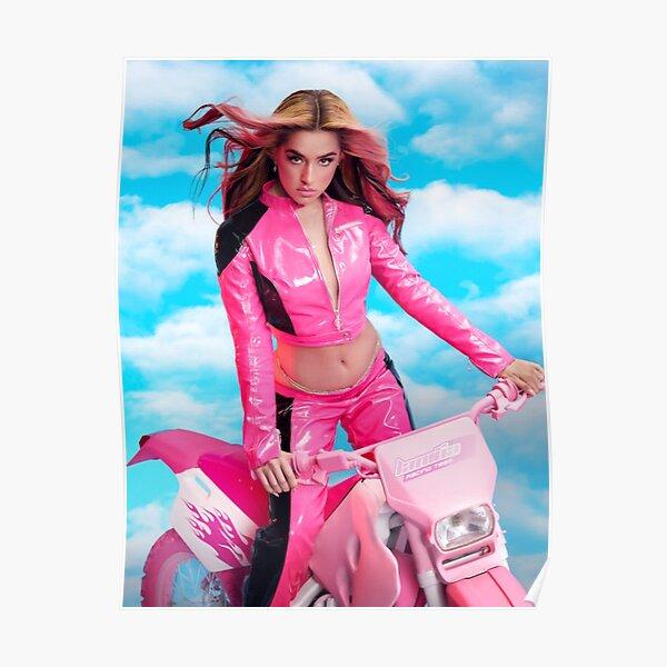 Lola Indigo The Girl Poster