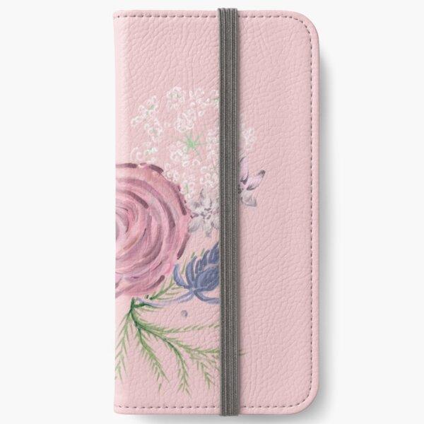 Rustic Elegance  iPhone Wallet