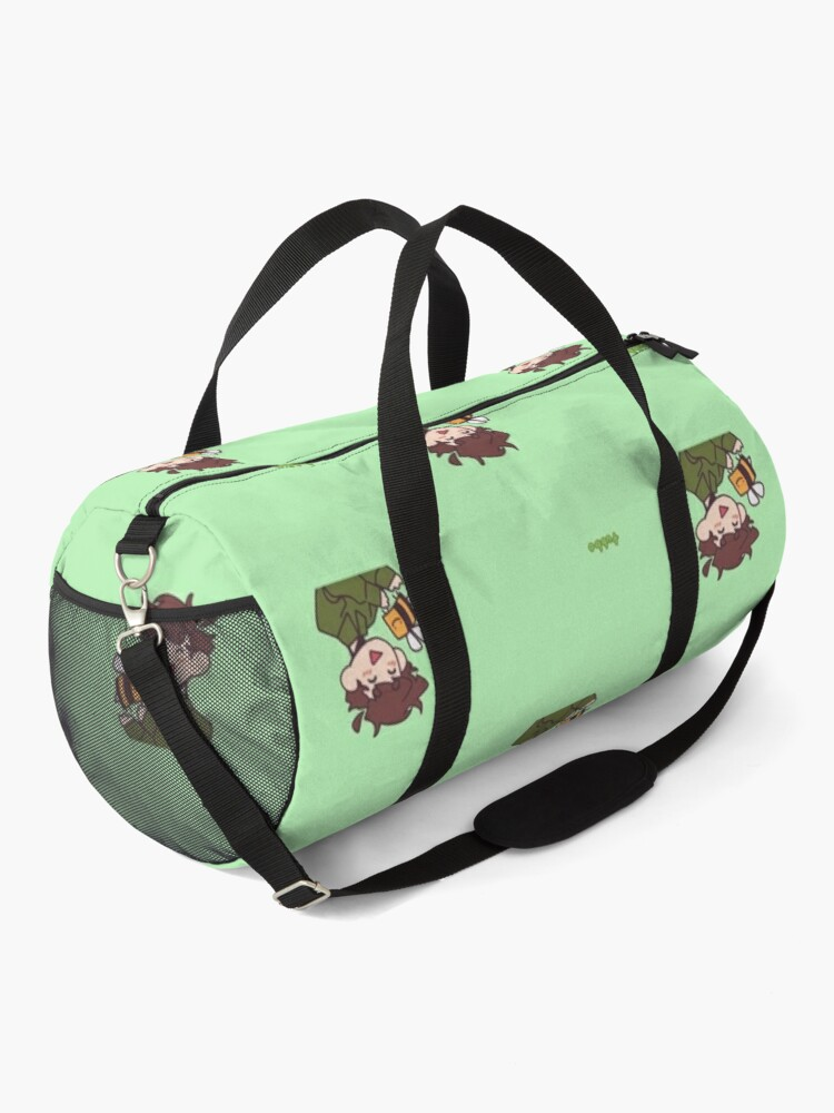 Alternate view of Tubbo Moments Green Duffle Bag
