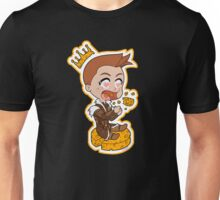The King of Cheese Unisex T-Shirt