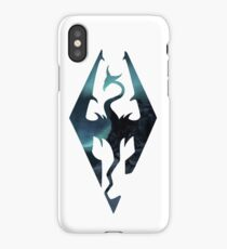 Skyrim - Elder Scrolls Aesthetic iPhone Case/Skin