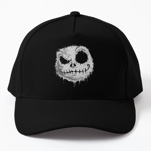 Spooky Splash - Halloween Creepy Skeleton Gift Baseball Cap