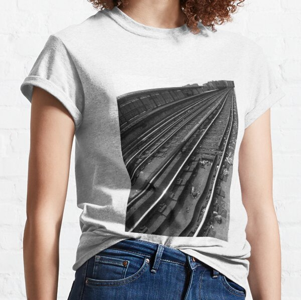 The Tracks in NYC Classic T-Shirt