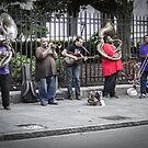 Jazzin' in the Street by Malik Jayawardena