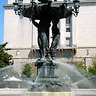Bartholdi Fountain - Washington D C by ctheworld