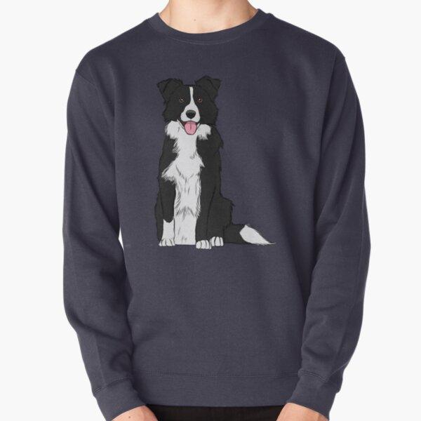 Border Collie Pullover Sweatshirt