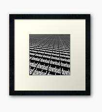 DOWNLOAD Framed Print