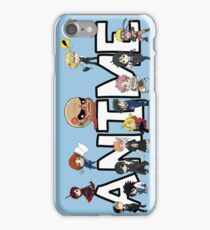 ANIME! iPhone Case/Skin