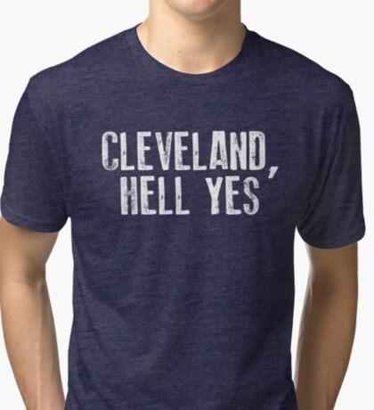 Cleveland, Hölle YesC Vintage T-Shirt