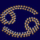 Cancer star sign by Jicha
