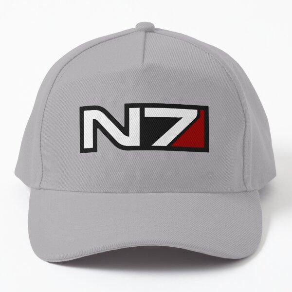 N7 emblem, Mass Effect Baseball Cap
