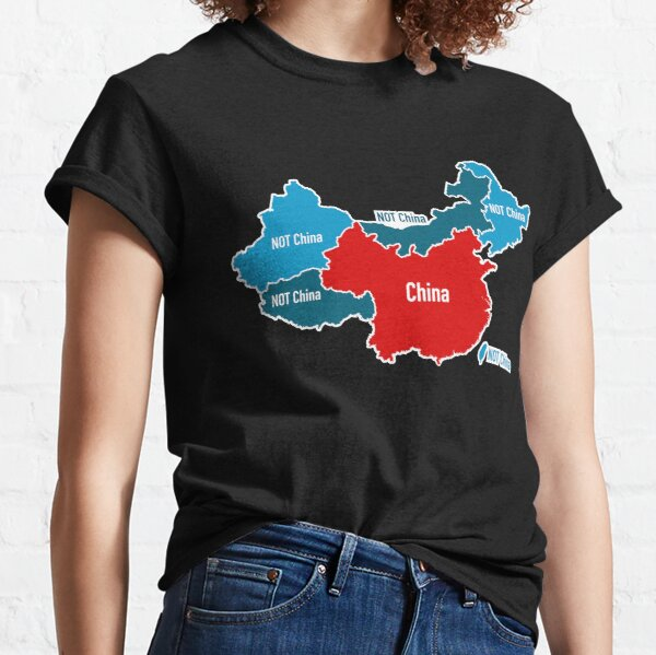 This is Not China Classic T-Shirt