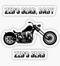 Zeds Dead Baby, Zeds Dead Sticker