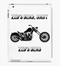 Zeds Dead Baby, Zeds Dead iPad Case/Skin