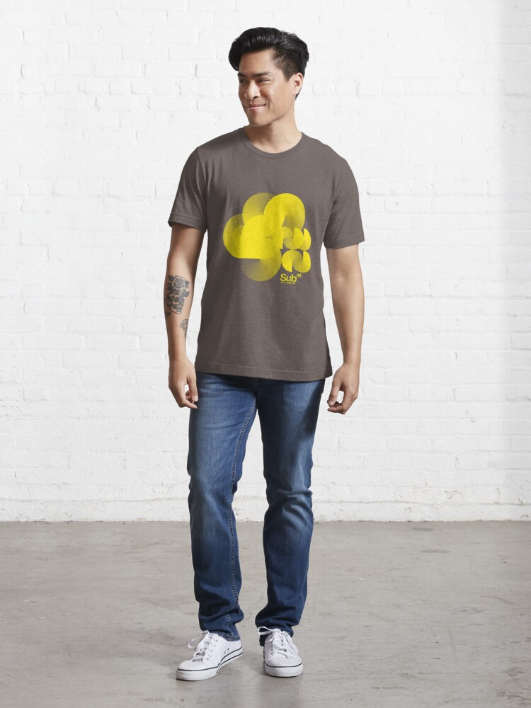 Alternate view of Cloud Sub Essential T-Shirt