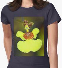 Yellow Orchid Macro T-Shirt