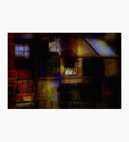 Urban Abstract Photographic Print