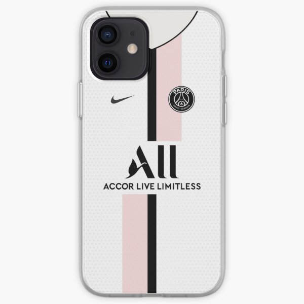 PSG JERSEY PHONE CASE AWAY 21/22 iPhone Soft Case