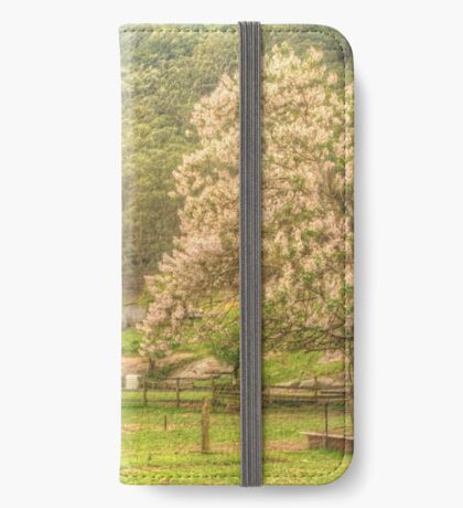 Country Roads iPhone Wallet