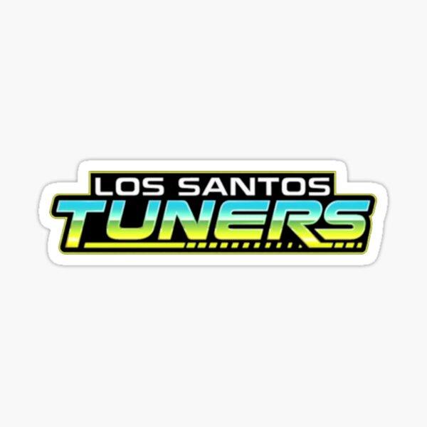 Los Santos Tuners GTA V Online Sticker