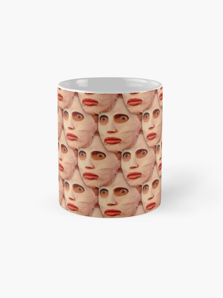 Alternate view of Alyssa Edwards Beauty Mask Pattern Mug