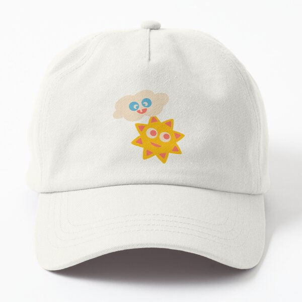 SUNNY WITH CLOUDY PERIODS - UnBlink Studio by Jackie Tahara Dad Hat
