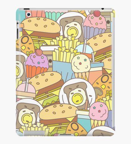 Fast Food iPad Case/Skin