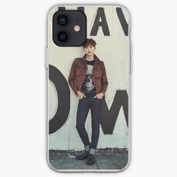 Lee Jong Suk phone case #3 iPhone Soft Case