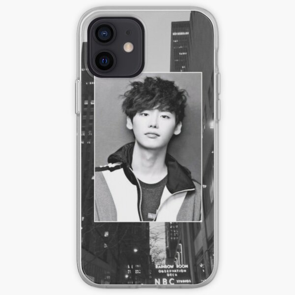 Lee Jong Suk phone case #5 iPhone Soft Case