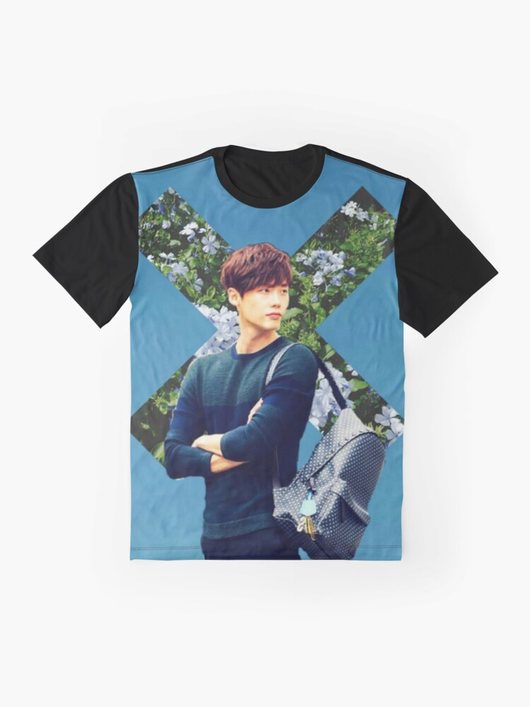Alternate view of Lee Jong Suk phone case #8 Graphic T-Shirt