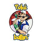 Poke Ballin' by inklingcomics