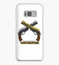 Tex Mechanica Samsung Galaxy Case/Skin