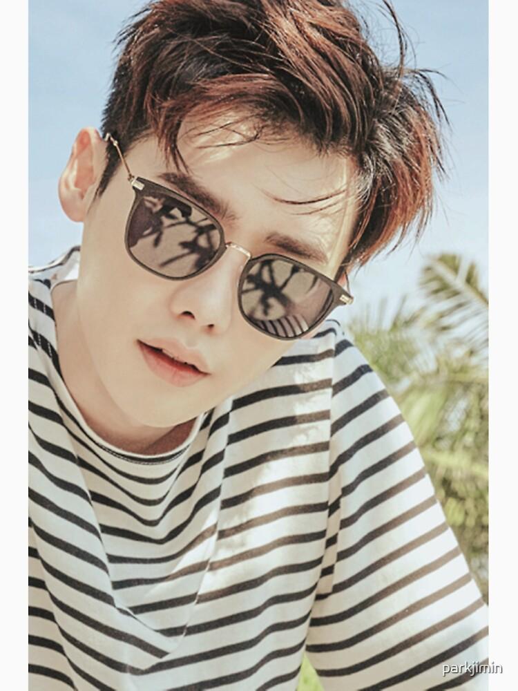 Lee Jong Suk phone case #10 by parkjimin
