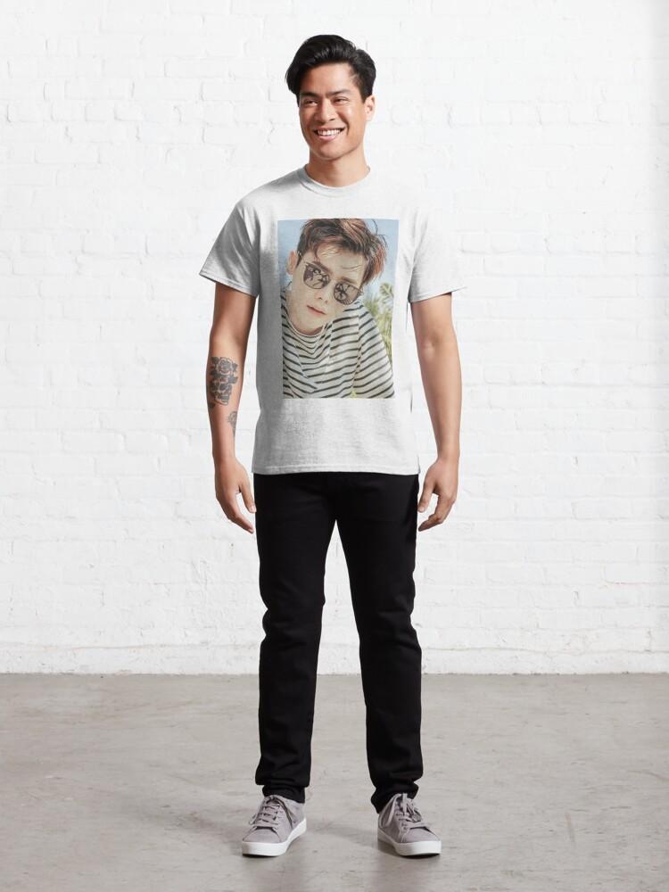 Alternate view of Lee Jong Suk phone case #10 Classic T-Shirt