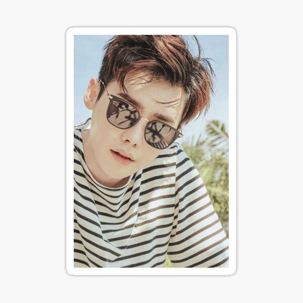Lee Jong Suk phone case #10 Sticker