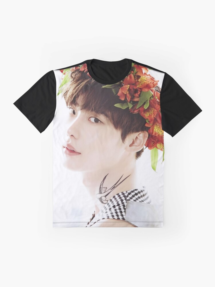 Alternate view of Lee Jong Suk phone case #11 Graphic T-Shirt